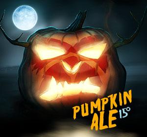 Pumpkin Ale15°