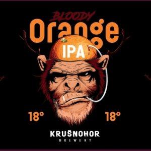Orange IPA 18°