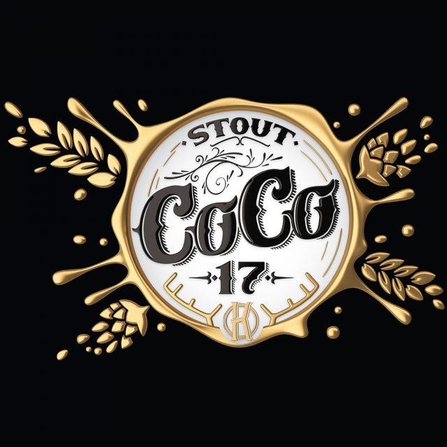 Coco Stout 17° Barrel Aged Legendari Elixír