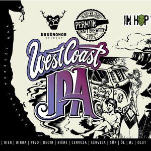 West Coast IPA 15°