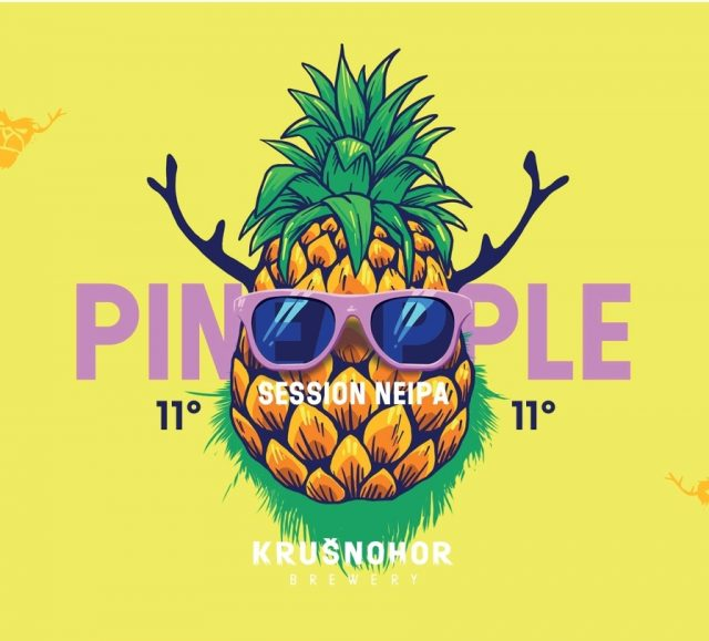 PineApple session NEIPA 11°