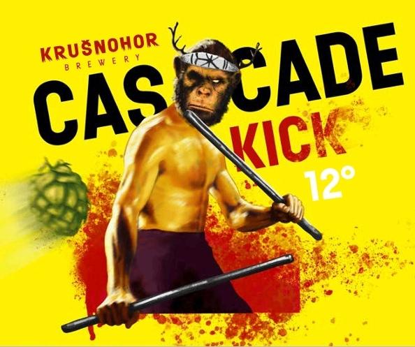 Cascade Kick IPL 12°