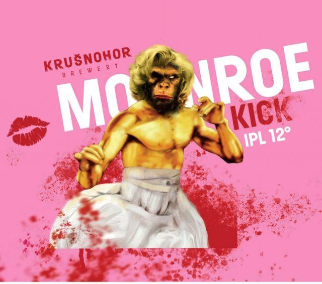 Monroe Kick IPL 12°