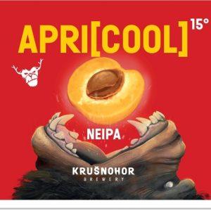 New England IPA 15° Apricot
