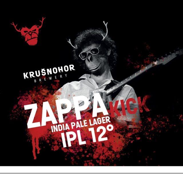 Zappa Kick IPL 12°