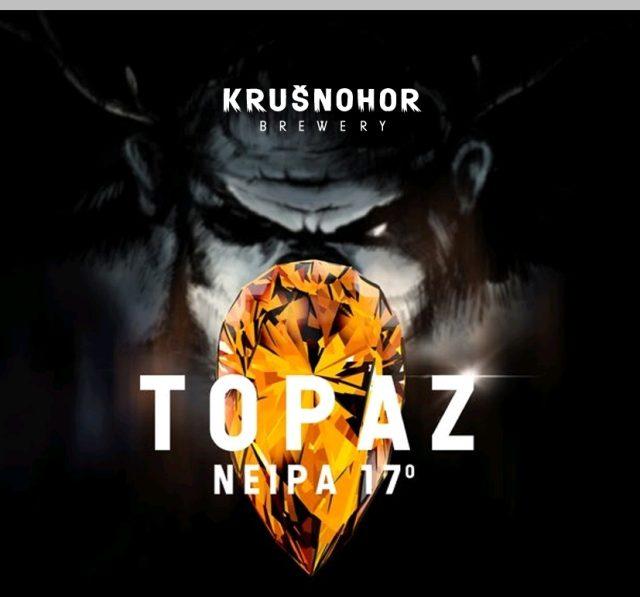 Topaz NEIPA 17°